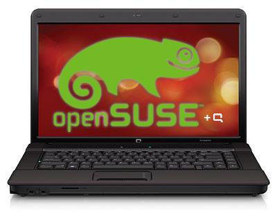 Compaq Q610 + OpenSUSE 11.2